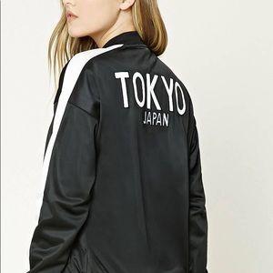 F21 Tokyo Japan Track Jacket